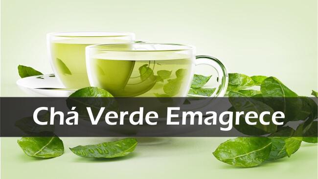 Como Tomar Chá Verde Para Emagrecer? CONFIRA!