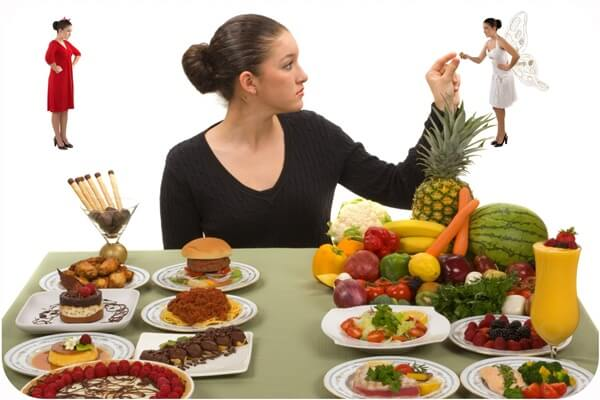 5 Maus  hábitos alimentares  que todos deveriam saber