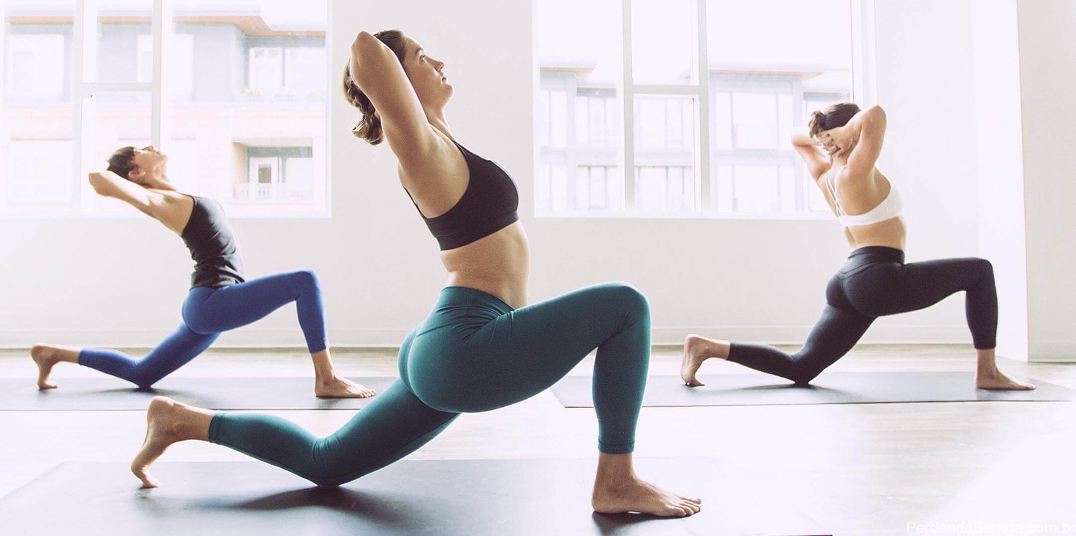 Yoga Emagrece Mesmo?