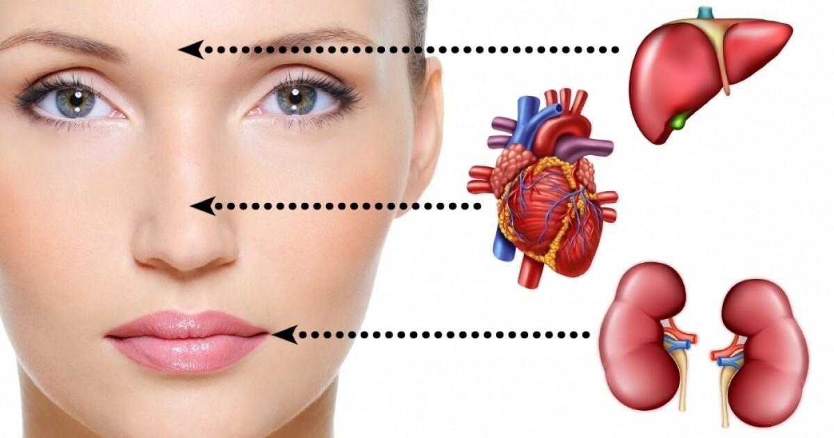 You are currently viewing Saiba Como o Rosto Pode Revelar Qual Parte Do Corpo Está Doente