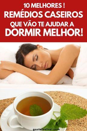 You are currently viewing 10 Melhores Remédios Caseiros Que Vão Te Ajudar a Dormir Melhor!