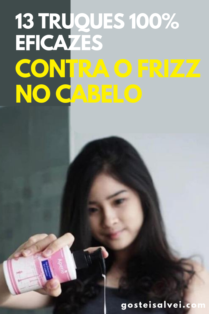 You are currently viewing 13 Truques 100% Eficazes Contra o Frizz No Cabelo