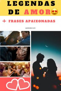 Read more about the article 15 Legendas De Amor – Frases Apaixonadas