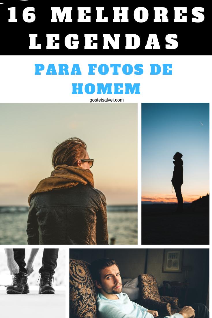 You are currently viewing 16 Melhores Legendas Para Fotos De Homem