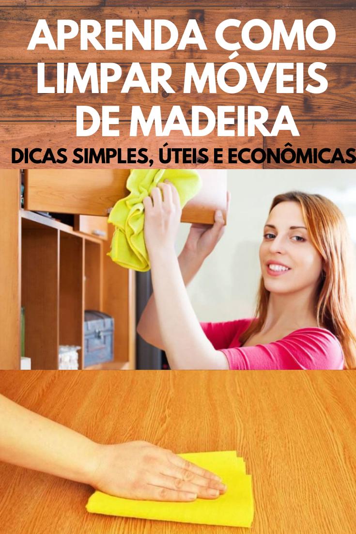 You are currently viewing Aprenda Como Limpar Móveis De Madeira – Dicas Simples, Úteis e Econômicas