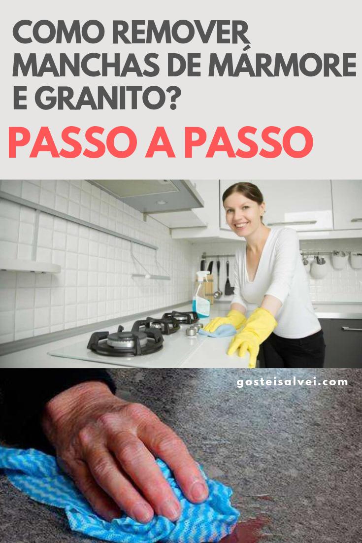You are currently viewing Como Remover Manchas De Mármore e Granito? Passo a Passo