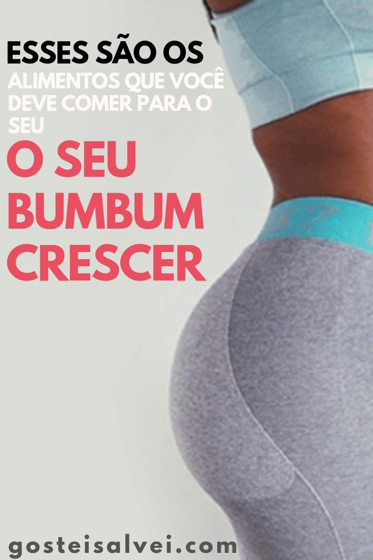 You are currently viewing Esses São Os Alimentos Que Você Deve Comer Para o Seu Bumbum Crescer
