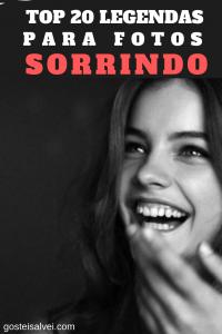 Read more about the article 20 Melhores Legendas Para Fotos Sorrindo