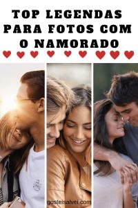 Read more about the article Top 10 legendas para fotos com o namorado