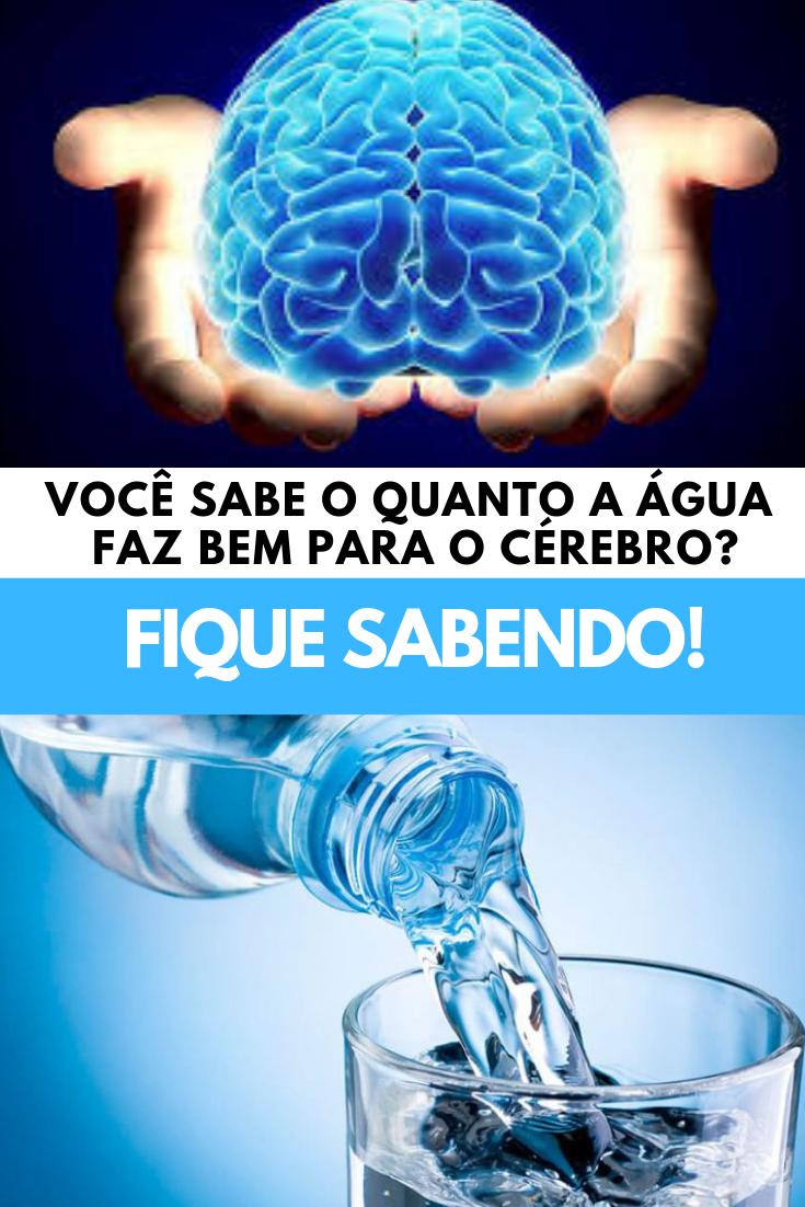 You are currently viewing Você Sabe o Quanto a Água Faz Bem Para o Cérebro? Fique sabendo!