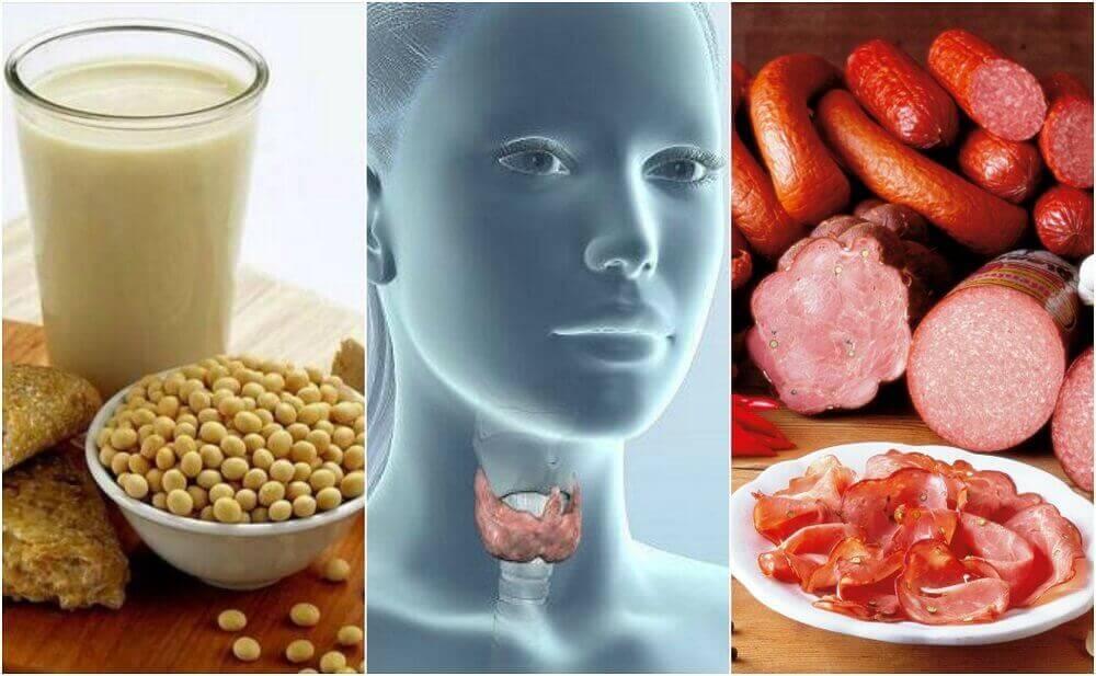 2 Alimentos Que Você Deve Cortar Da Alimentação Se Você Sofre Com a Tireoide