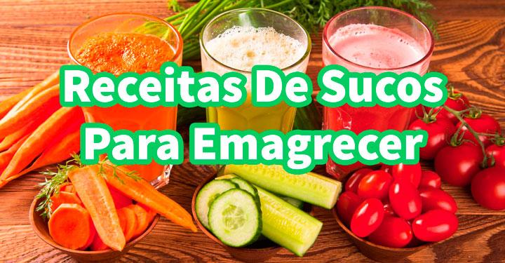 You are currently viewing 6 Receitas De Sucos Saudáveis Para Perder Peso Rápido