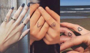 13 Casais Que Trocaram a Aliança Por Tatuagem. Confira e Se Inspire