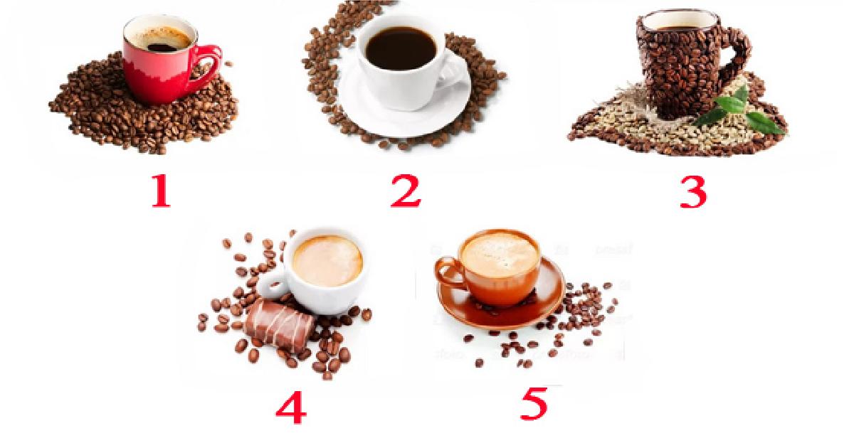 Um teste incrível: escolha uma xícara de café e descubra sua habilidade principal