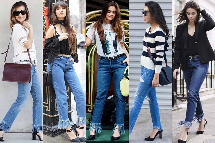 13 Maneiras Elegantes De Usar Calças Jeans