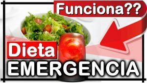 Conheça a Dieta De Emergência Que Irá Te Ajudar a Perder Peso Em Poucas Horas