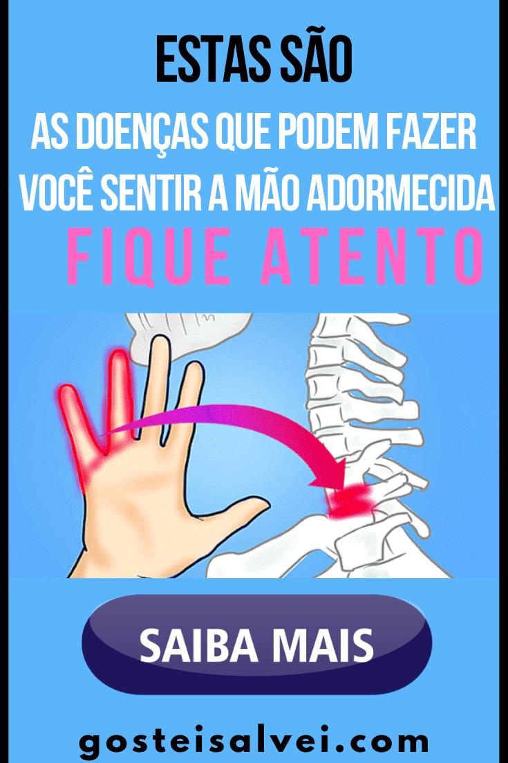 You are currently viewing Estas São As Doenças Que Podem Fazer Você Sentir a Mão Adormecida – FIQUE ATENTO