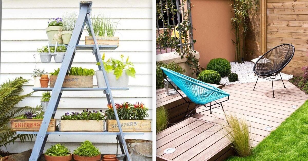 5 Grandes Ideias Que Irão Tornar Seu Jardim a Melhor Parte Da Casa