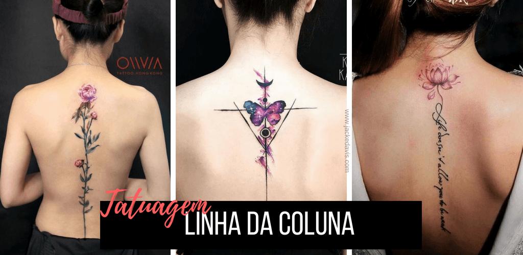 15 Designs De Tatuagens Para Espinha Que Vão Te Deixar Encantada