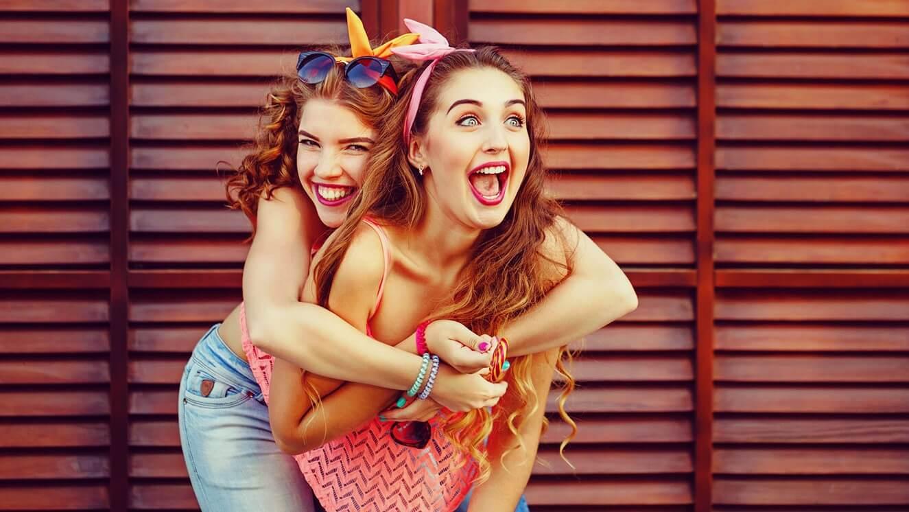 +20 Frases De Melhores Amigas Para Facebook, Instagram e Tumblr