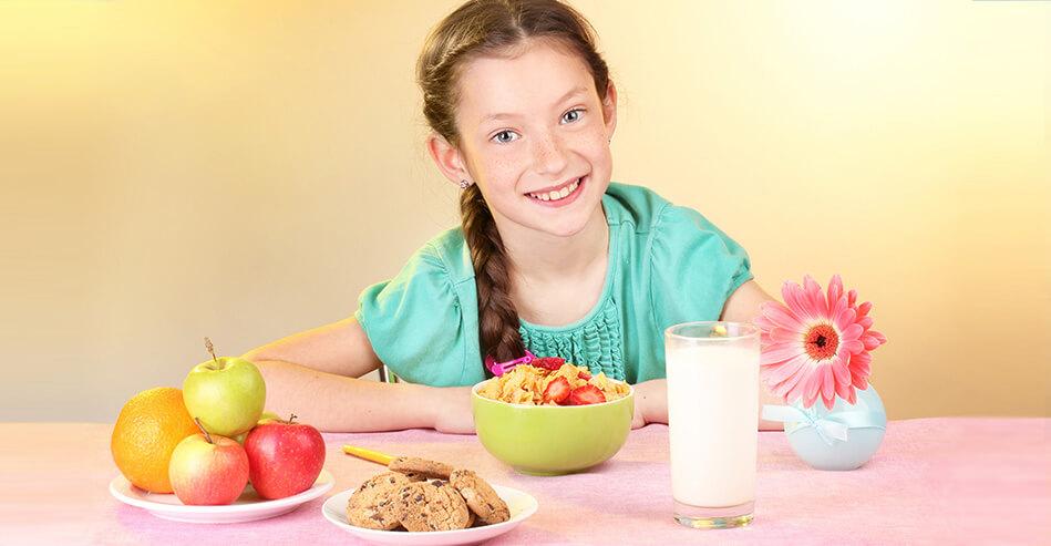 18 Opções De Café Da Manhã Criativo e Saudável Para As Crianças