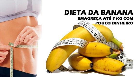 Dieta da banana