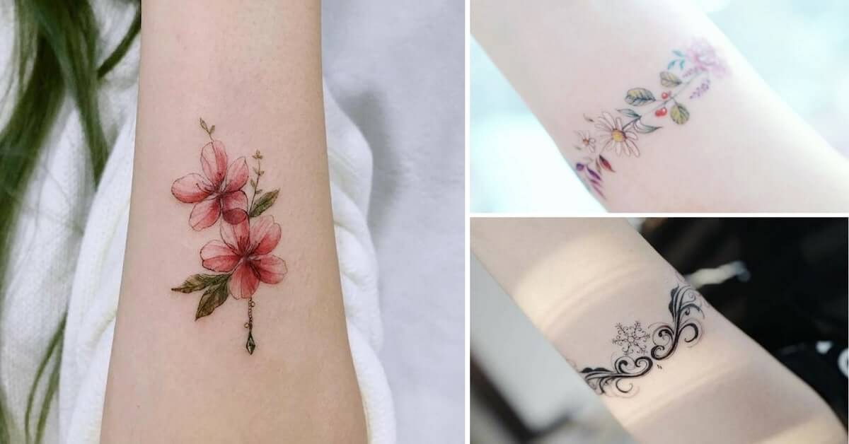 15 Tatuagens Femininas Discretas Que Você Não Irá Se Arrepender