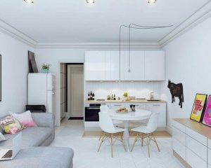+ 50 Ideias de Decoração Para Apartamento Pequeno – Fotos e Dicas