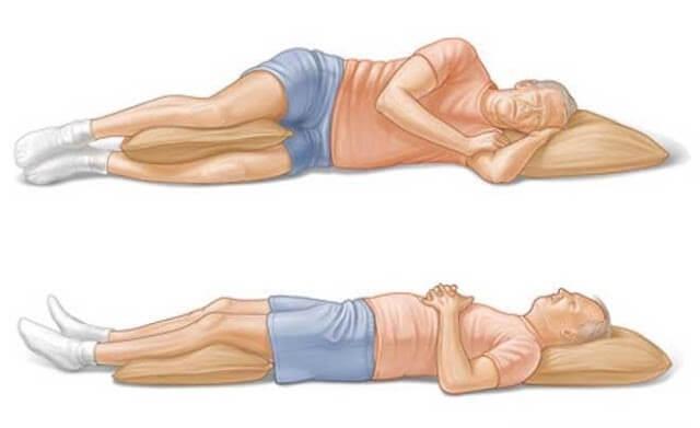 9 Posições De Dormir Que Podem Ajudar a Resolver Problemas De Saúde!