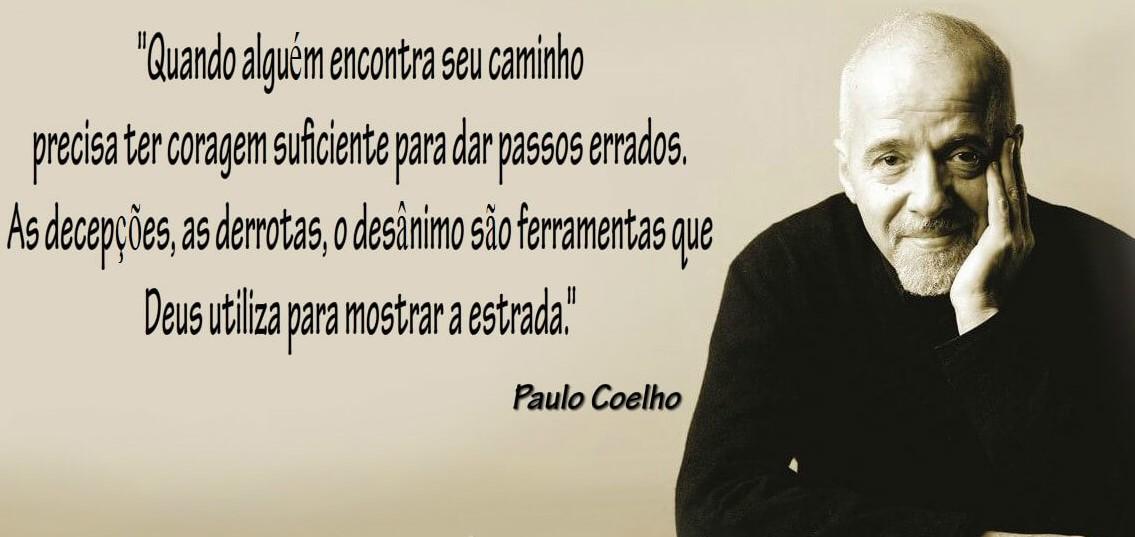 10 Frases de Paulo Coelho Que Você PRECISA Conhecer