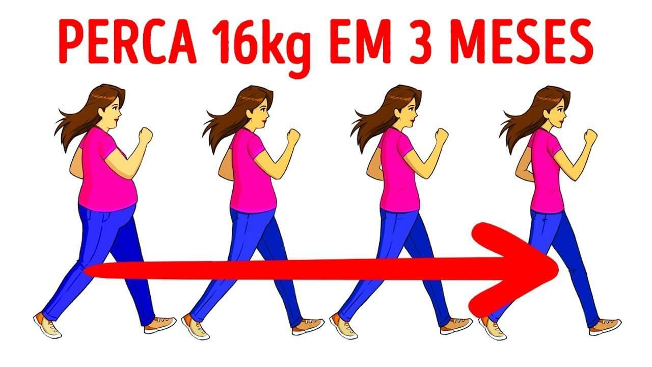 O Que Acontecerá Com o Seu Corpo Se Você Caminhar Diariamente