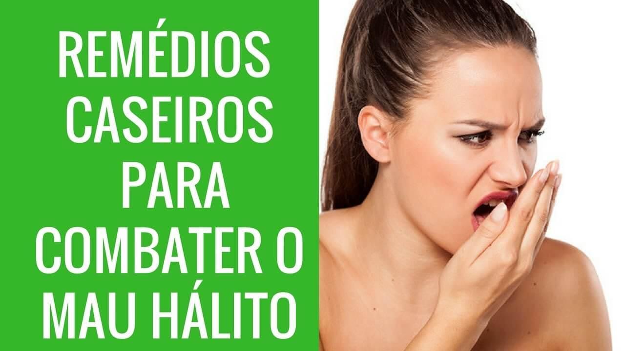 You are currently viewing Método Natural Fácil e Barato Para Eliminar o Mau Hálito!