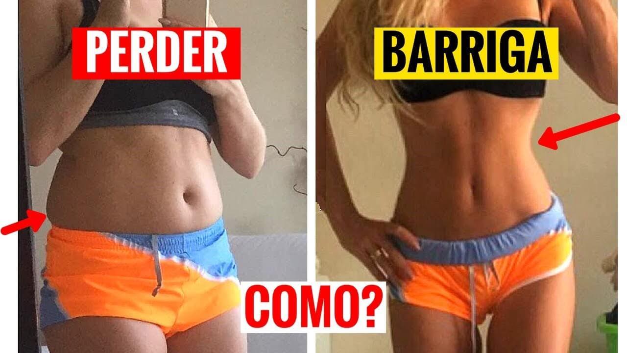 15 Maneiras Fáceis De Perder Gordura Da Barriga (sem ir a academia