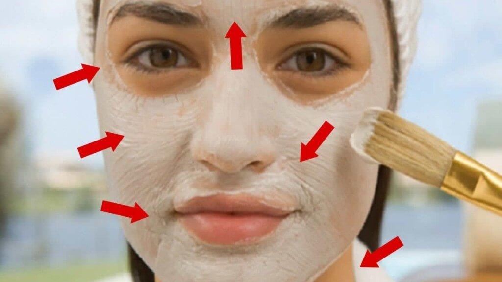 Use o Bicarbonato De Sódio Para Eliminar Rugas, Olheiras e Manchas No Rosto