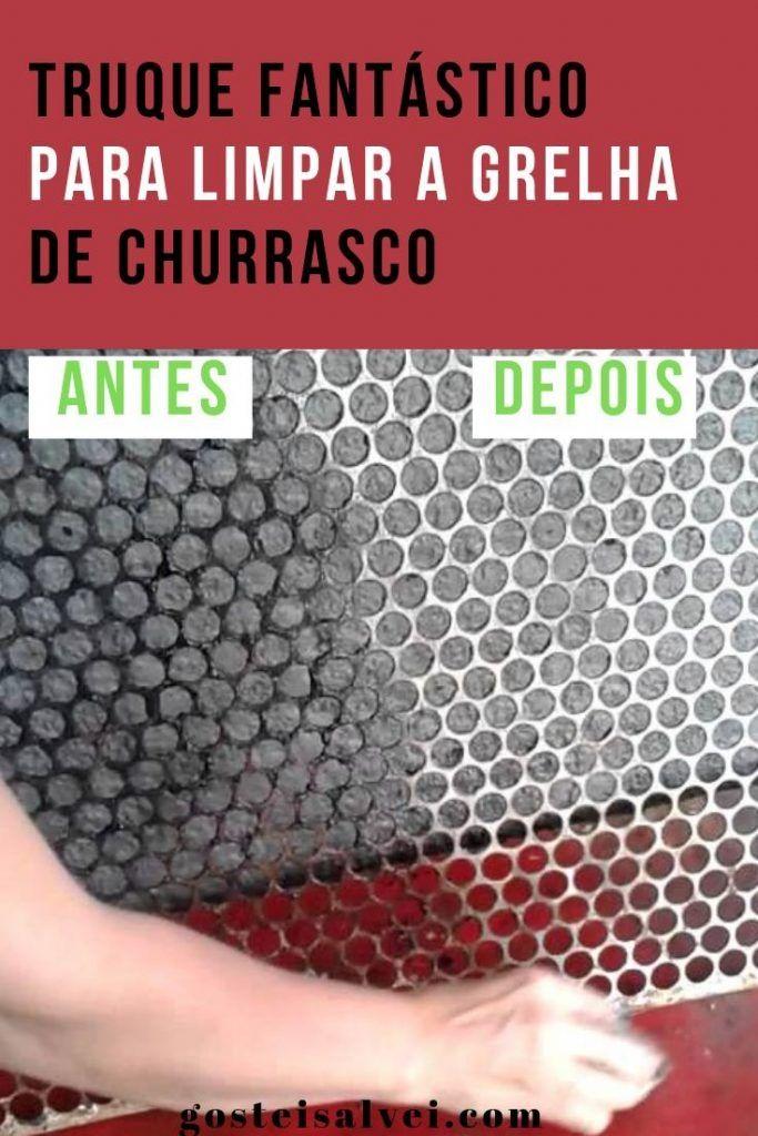 You are currently viewing Truque Fantástico Para Limpar a Grelha de Churrasco