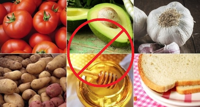 Alimentos que você não deve colocar na geladeira e não sabia