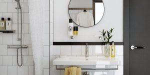 10 Ideias Brilhantes Para Organizar Seu Banheiro e Economizar Muito Espaço