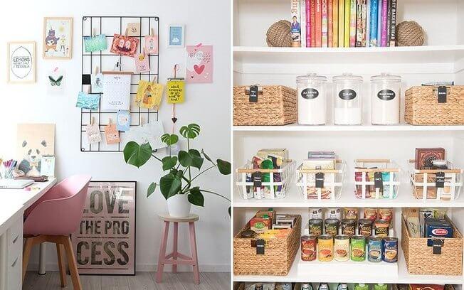 7 Truques Fáceis Para Manter a Casa Organizada, Limpa e Bonita