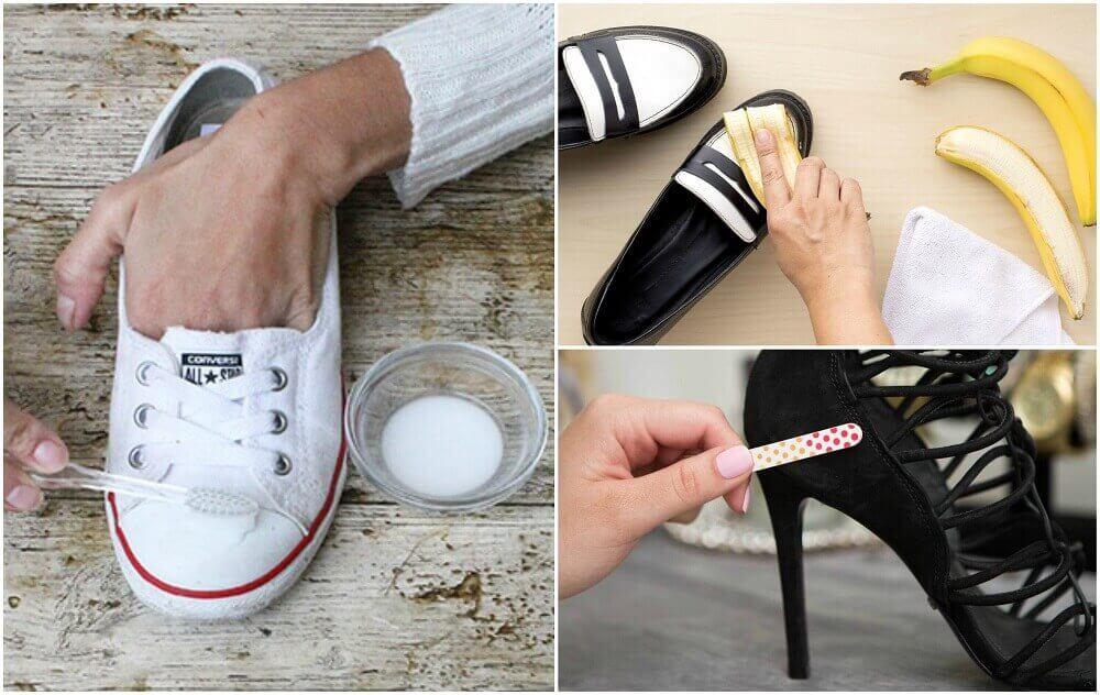 12 Truques Para Que Seus Sapatos Sempre Pareçam Novos e Não Machuquem Seus Pés