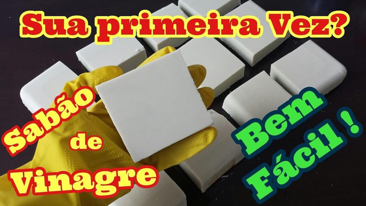 You are currently viewing Sabão de vinagre: Deixe suas roupas mais brancas e suas panelas mais brilhantes