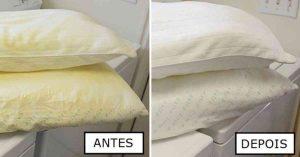 Os Seus Travesseiros Estão Amarelados? Siga Essas 6 Etapas Simples Para Lavar