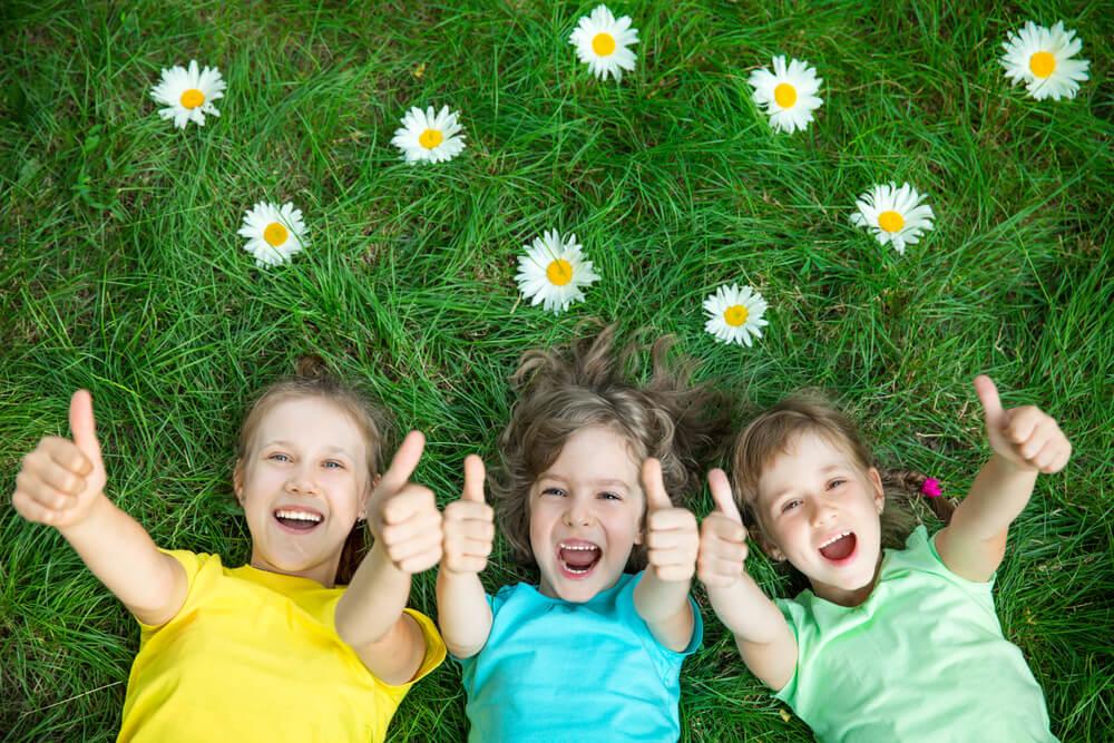 4 Dicas para ter filhos felizes, saudáveis e inteligentes – O 3 é o mais importante