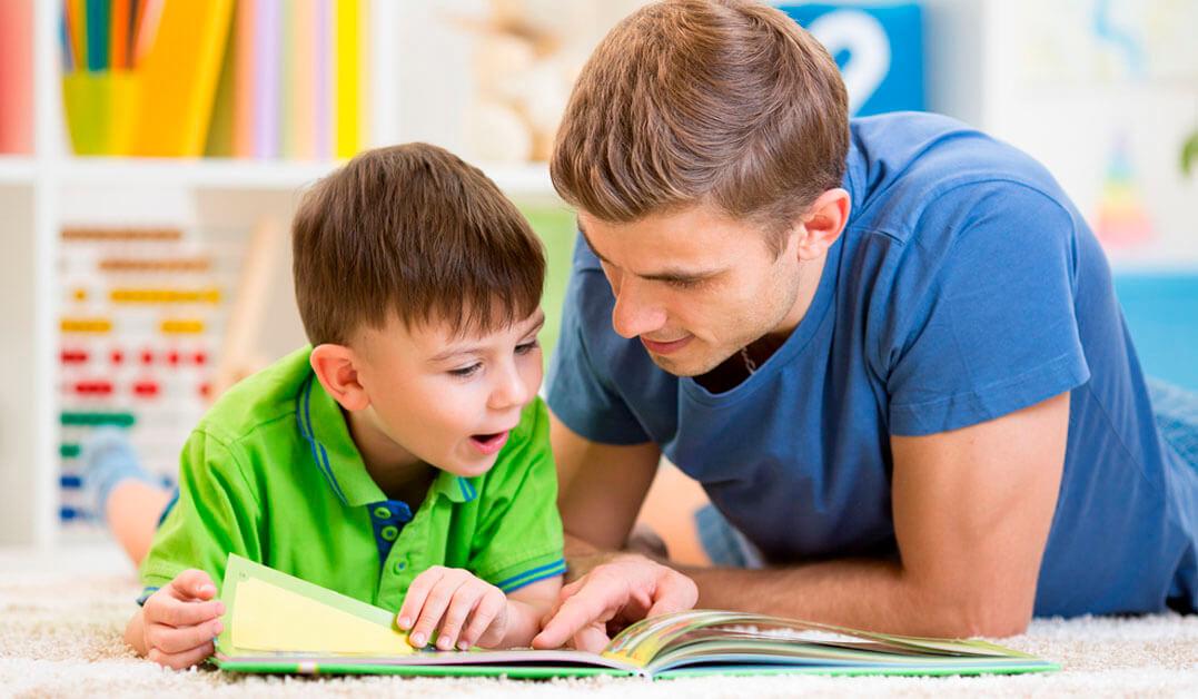 Ler Para Seus Filhos Os Ajudará a Se Tornarem Adultos Bem-sucedidos