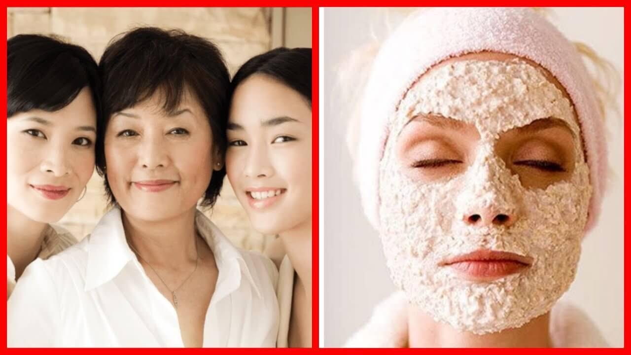Se você tem mais de 30 anos, conheça o segredo japonês para manter a pele sempre jovem