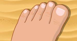 Existem 3 tipos de pé: descubra o seu e o que ele diz sobre você