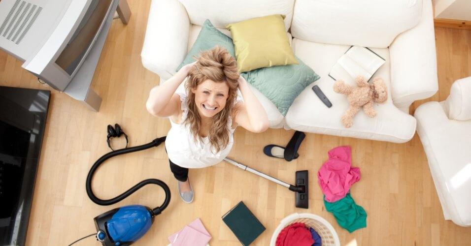 Conheça Os 8 Perigos Escondidos Na Bagunça De Sua Casa