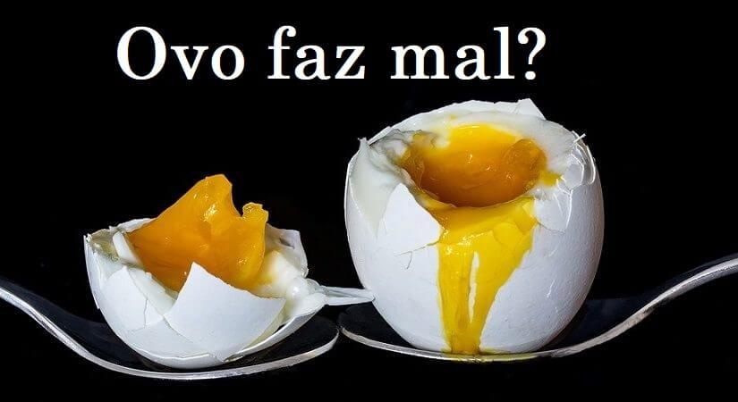 You are currently viewing O ovo é prejudicial à saúde? Nós revelamos a verdade