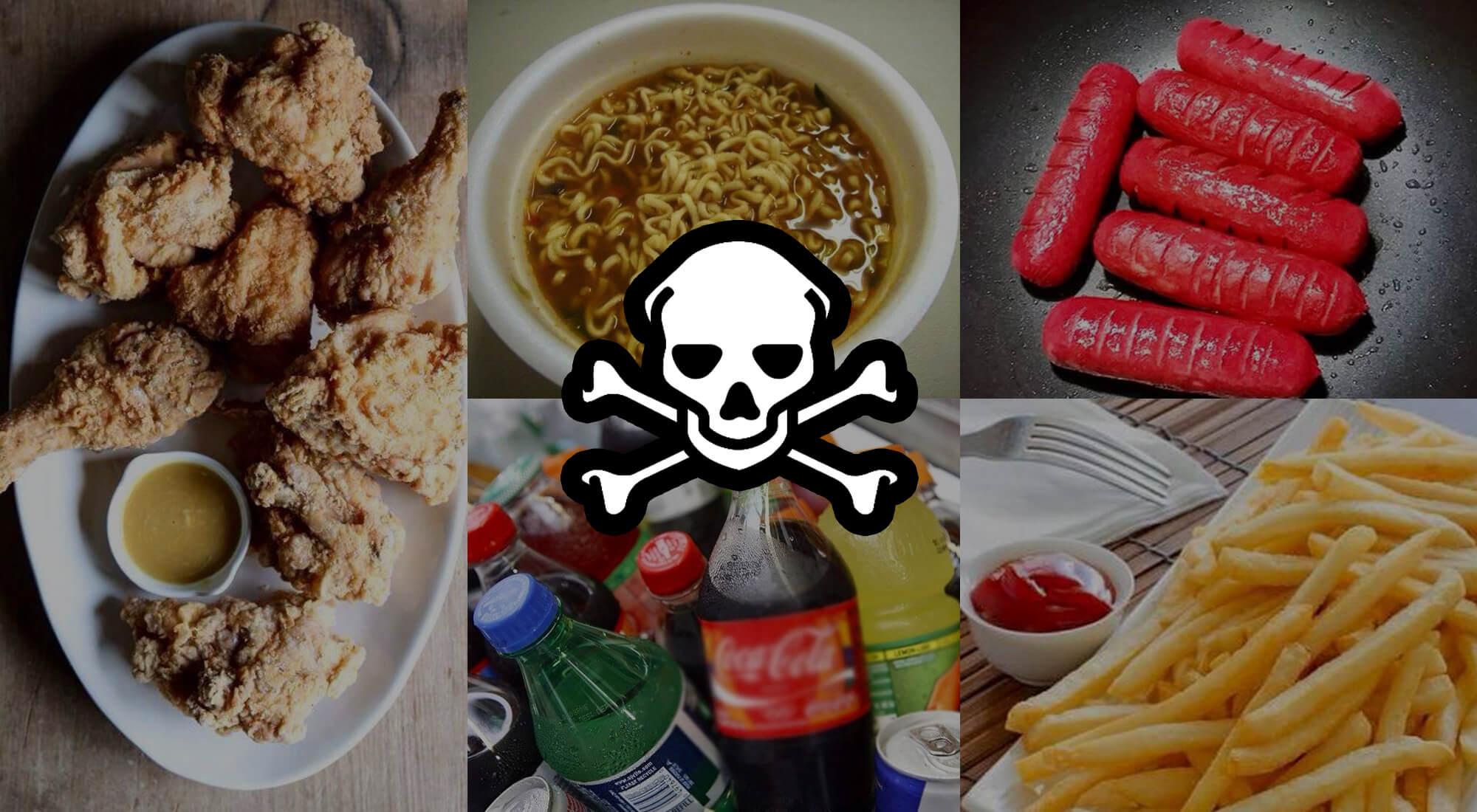 5 Alimentos Que Podem Tirar Sua Vida e Você Com Certeza Já Comeu Pelo Menos Um Desses