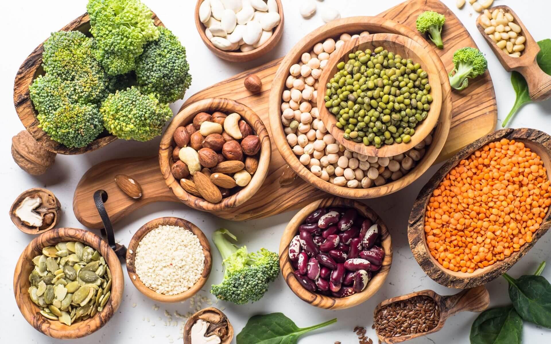 12 Alimentos Veganos Riquíssimos Em Proteínas