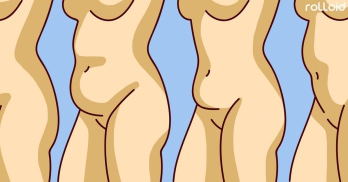 5 Tipos de barrigas comuns e 5 truques para se livrar delas